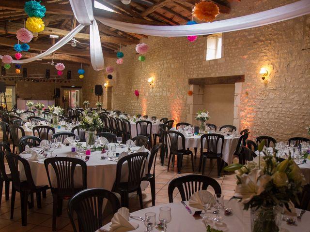 Le mariage de Mathieu et Amandine à Plassac, Charente Maritime 18