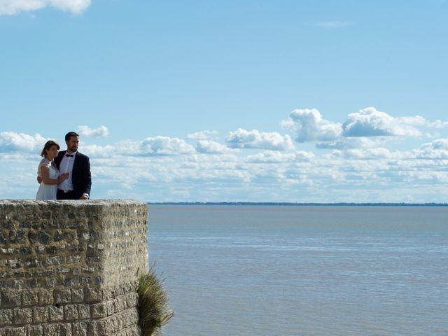 Le mariage de Mathieu et Amandine à Plassac, Charente Maritime 24