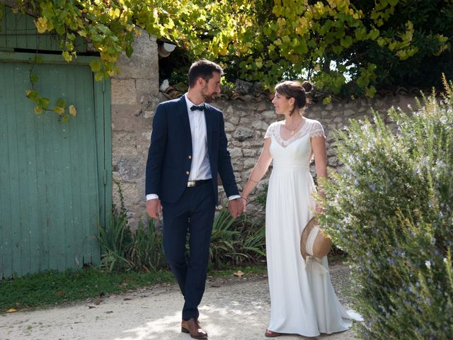 Le mariage de Mathieu et Amandine à Plassac, Charente Maritime 30