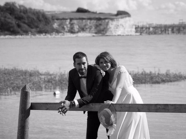 Le mariage de Mathieu et Amandine à Plassac, Charente Maritime 33