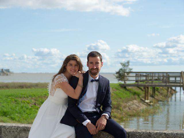 Le mariage de Mathieu et Amandine à Plassac, Charente Maritime 34