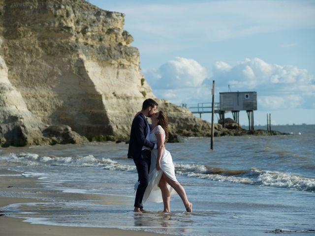 Le mariage de Mathieu et Amandine à Plassac, Charente Maritime 37