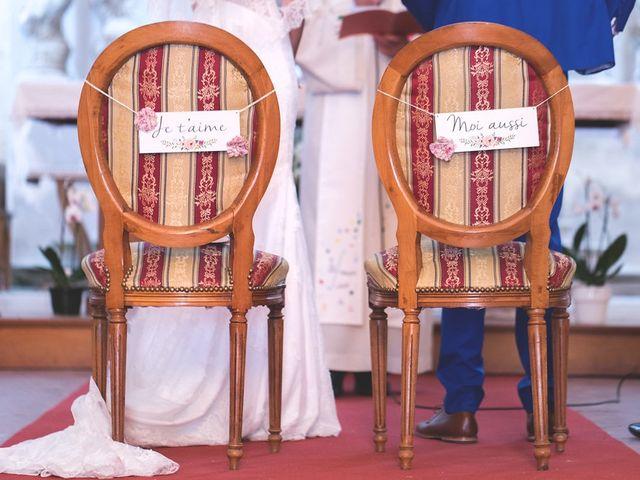 Le mariage de Julien et Laetitia à Les Écrennes, Seine-et-Marne 13