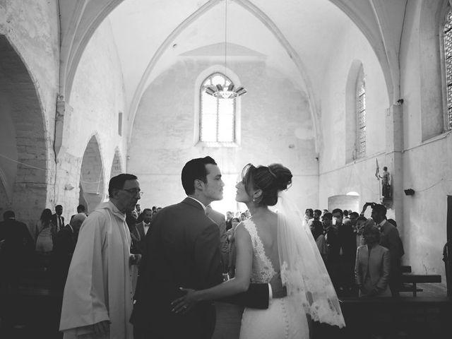 Le mariage de Julien et Laetitia à Les Écrennes, Seine-et-Marne 15