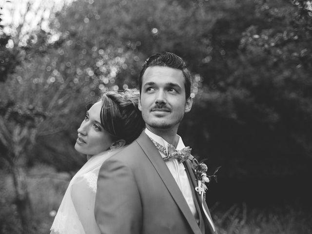 Le mariage de Julien et Laetitia à Les Écrennes, Seine-et-Marne 20