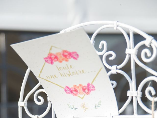 Le mariage de Julien et Laetitia à Les Écrennes, Seine-et-Marne 23