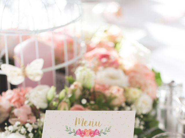 Le mariage de Julien et Laetitia à Les Écrennes, Seine-et-Marne 27