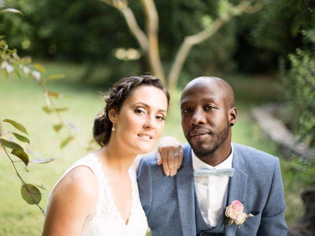 Le mariage de Clotilde  et Jean Patrice