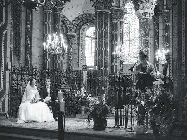 Le mariage de Maxime et Vanessa à Issoire, Puy-de-Dôme 15