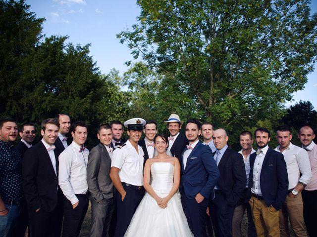 Le mariage de Maxime et Vanessa à Issoire, Puy-de-Dôme 24