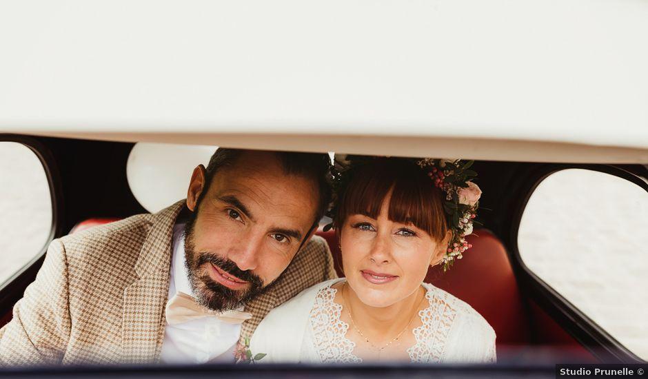 Le mariage de Franck et Magali à Gournay-sur-Marne, Seine-Saint-Denis