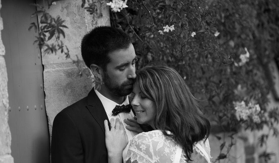 Le mariage de Mathieu et Amandine à Plassac, Charente Maritime