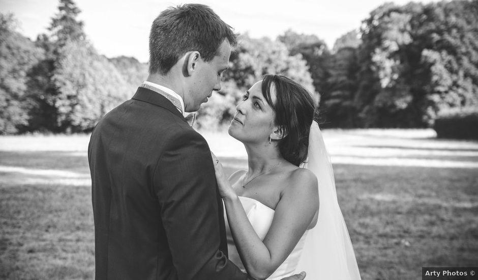 Le mariage de Maxime et Vanessa à Issoire, Puy-de-Dôme