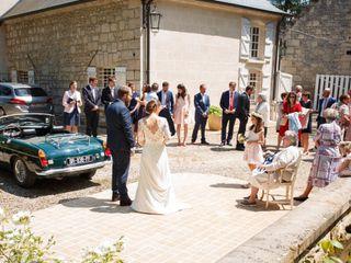 Le mariage de Justine et Jean Gabriel 1