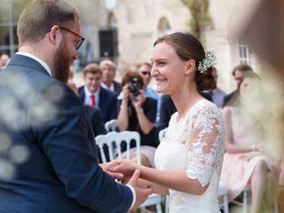 Le mariage de Justine et Jean Gabriel