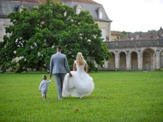 Le mariage de Helene et Romain