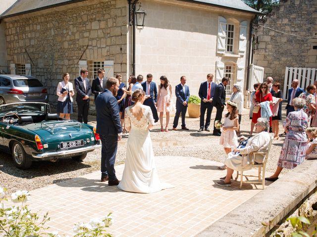 Le mariage de Jean Gabriel et Justine à Vivières, Aisne 1