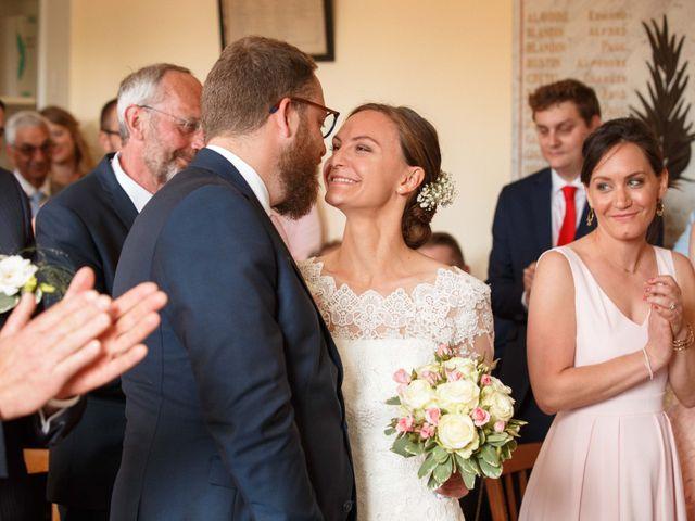 Le mariage de Jean Gabriel et Justine à Vivières, Aisne 10