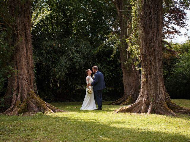 Le mariage de Jean Gabriel et Justine à Vivières, Aisne 12