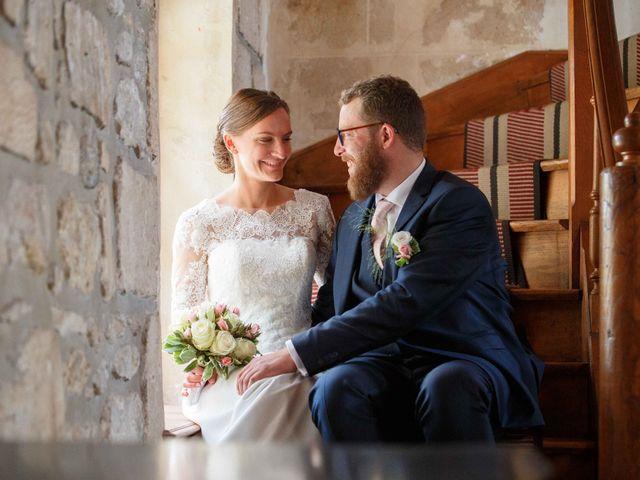 Le mariage de Jean Gabriel et Justine à Vivières, Aisne 14