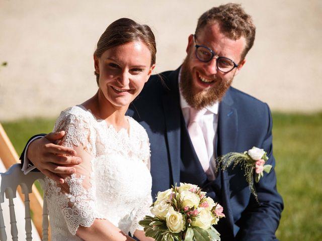 Le mariage de Jean Gabriel et Justine à Vivières, Aisne 19