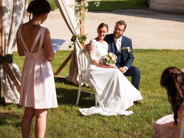 Le mariage de Jean Gabriel et Justine à Vivières, Aisne 20
