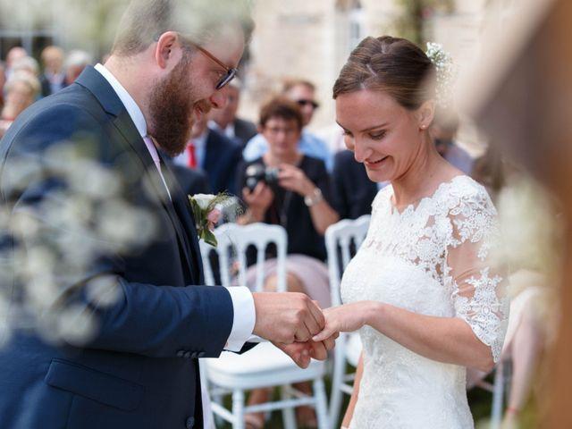 Le mariage de Jean Gabriel et Justine à Vivières, Aisne 22