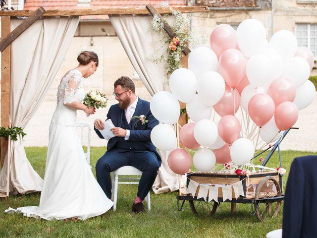 Le mariage de Jean Gabriel et Justine à Vivières, Aisne 23