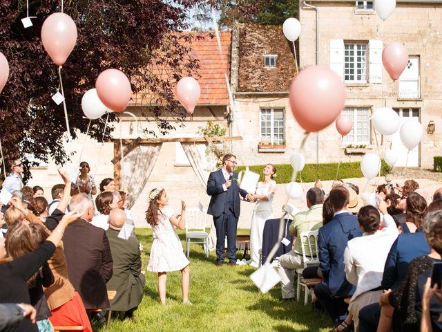 Le mariage de Jean Gabriel et Justine à Vivières, Aisne 24