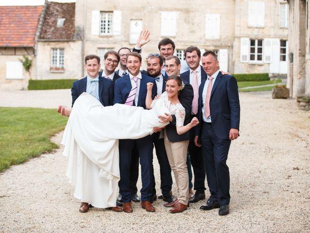 Le mariage de Jean Gabriel et Justine à Vivières, Aisne 27