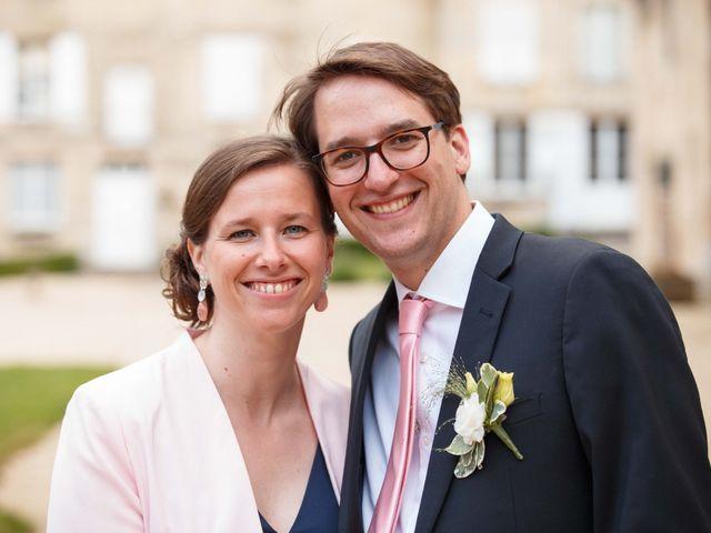 Le mariage de Jean Gabriel et Justine à Vivières, Aisne 28