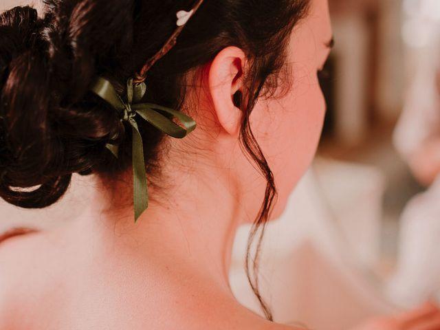 Le mariage de Roxan et Maéva à Saint-André-de-Chalencon, Haute-Loire 22