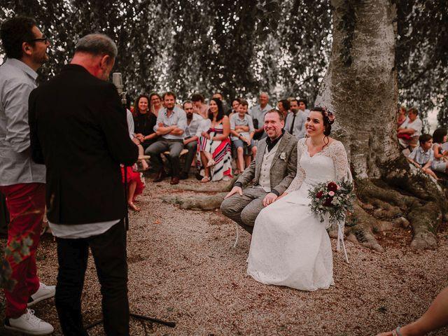 Le mariage de Roxan et Maéva à Saint-André-de-Chalencon, Haute-Loire 62