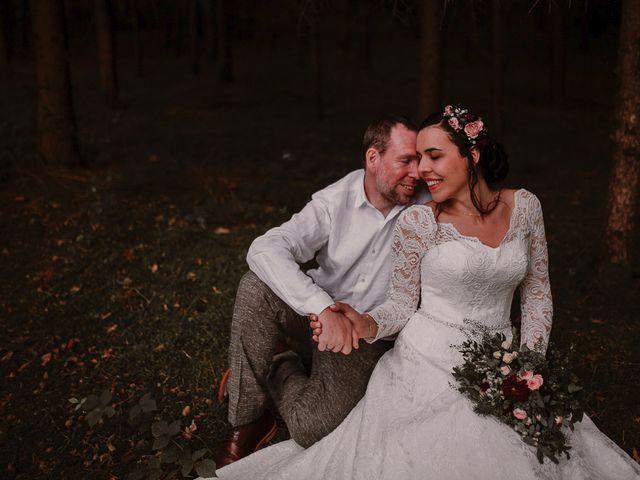 Le mariage de Roxan et Maéva à Saint-André-de-Chalencon, Haute-Loire 103
