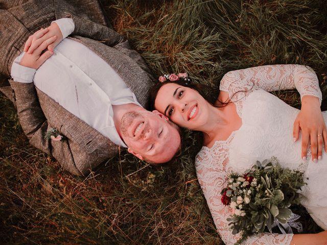 Le mariage de Roxan et Maéva à Saint-André-de-Chalencon, Haute-Loire 108