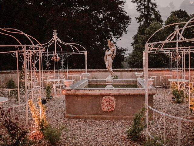 Le mariage de Roxan et Maéva à Saint-André-de-Chalencon, Haute-Loire 118