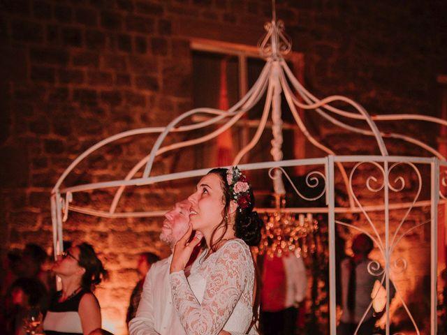 Le mariage de Roxan et Maéva à Saint-André-de-Chalencon, Haute-Loire 120