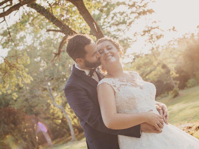 Le mariage de Clémentine et Gregory