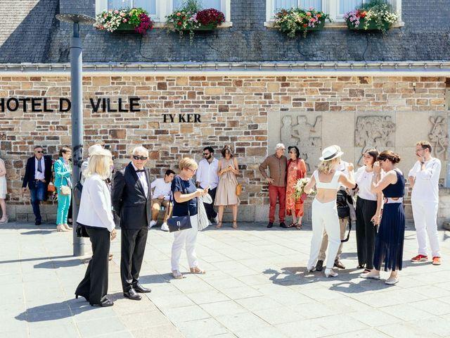 Le mariage de Jean-Daniel et Isabelle à Lorient, Morbihan 4