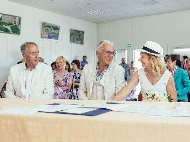 Le mariage de Jean-Daniel et Isabelle à Lorient, Morbihan 6