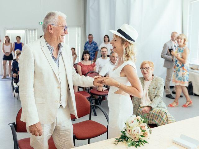 Le mariage de Jean-Daniel et Isabelle à Lorient, Morbihan 8