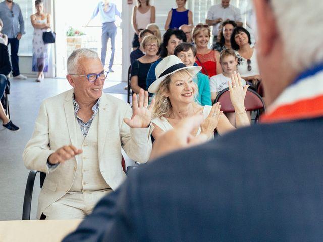Le mariage de Jean-Daniel et Isabelle à Lorient, Morbihan 9