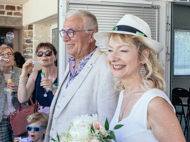 Le mariage de Jean-Daniel et Isabelle à Lorient, Morbihan 11