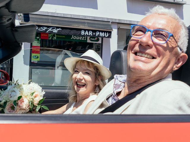 Le mariage de Jean-Daniel et Isabelle à Lorient, Morbihan 12