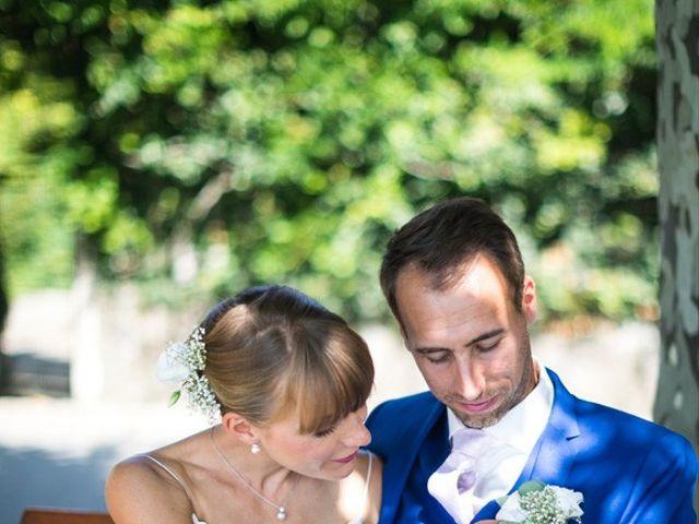 Le mariage de Cédric et Pauline à Annecy, Haute-Savoie 7