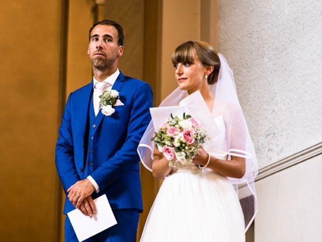 Le mariage de Cédric et Pauline à Annecy, Haute-Savoie 11