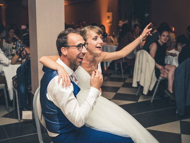 Le mariage de Cédric et Pauline à Annecy, Haute-Savoie 13