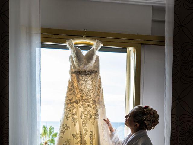 Le mariage de Geoff et Cécile à Nice, Alpes-Maritimes 6