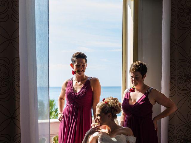 Le mariage de Geoff et Cécile à Nice, Alpes-Maritimes 8