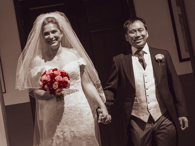 Le mariage de Geoff et Cécile à Nice, Alpes-Maritimes 13